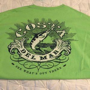Bundle of Costa Del Mar shirts
